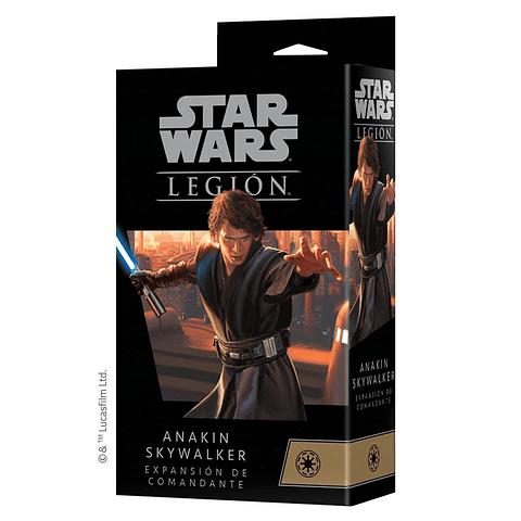 Star Wars Legion - Anakin Skywalker Expansión de Comandante - Español