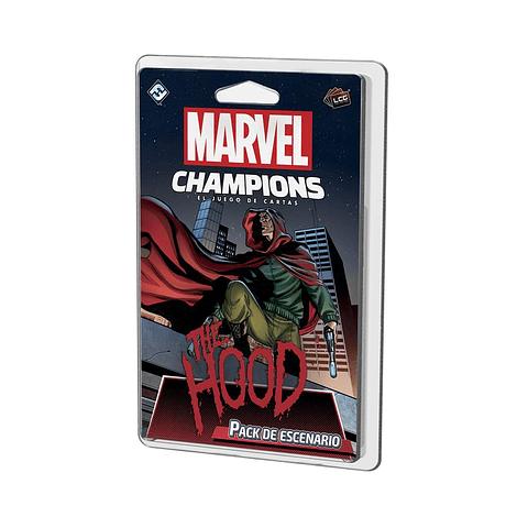 Preventa - Marvel Champions: The Hood - Español