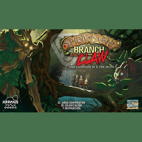 Preventa - Spirit Island: Branch & Claw - Español