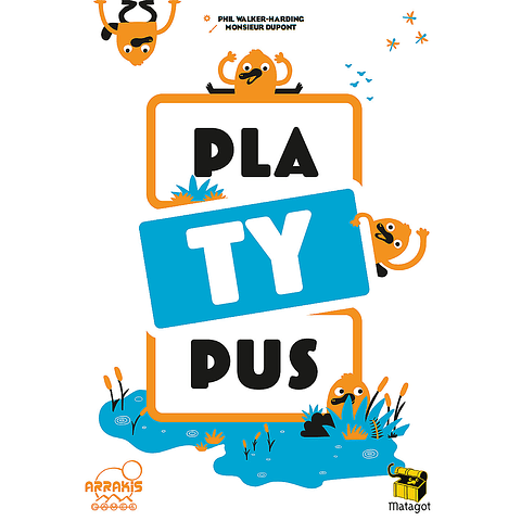 Preventa - Platypus - Español