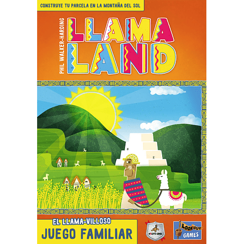 Preventa - Llamaland - Español