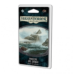 Arkham Horror LCG - Arrecife del Diablo / La Conspiración de Innsmouth - Español