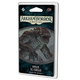 Arkham Horror LCG - Hasta el cuello / La Conspiración de Innsmouth - Español