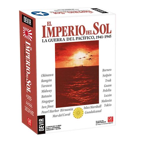El Imperio del Sol - Español