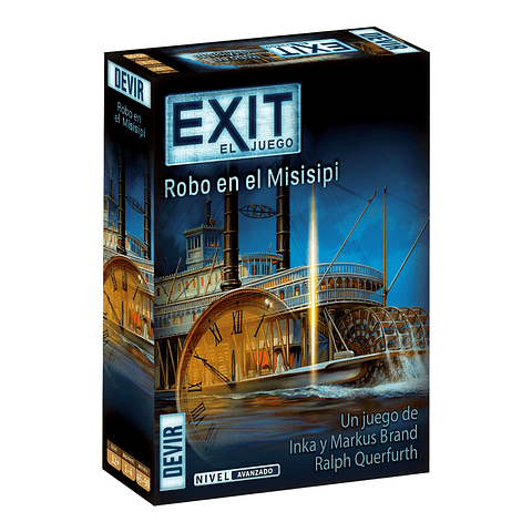 Exit - Robo en el Misisipi - Español