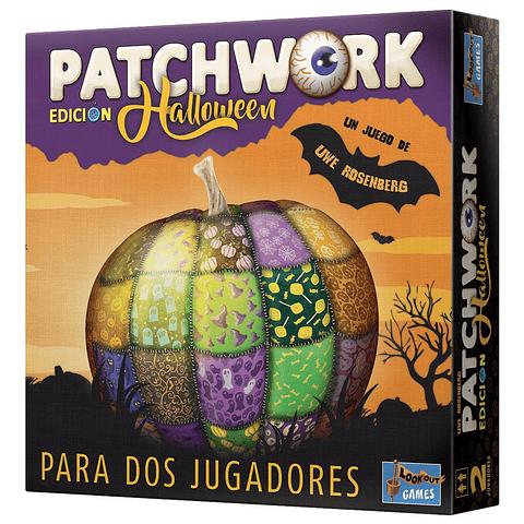 Preventa - Patchwork Halloween - Español