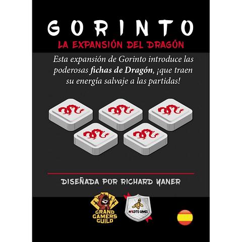 Preventa - Gorinto - Pack Expansión Para 5 Jugadores + Dragón - Español