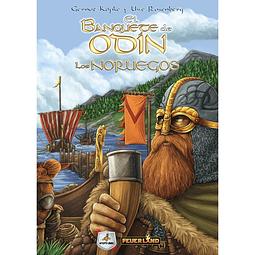 Preventa - El Banquete De Odín - Expansión Los Noruegos - Español