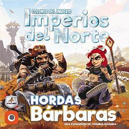 Preventa - Colonos del Imperio: Imperios del Norte - Hordas Bárbaras - Español