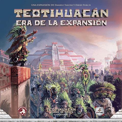 Preventa - Teotihuacán: Era de la Expansión - Español
