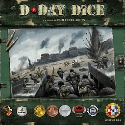 Preventa - D-Day Dice: 2ª Edición - Español