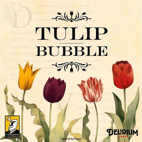 Preventa - Tulip Bubble - Español