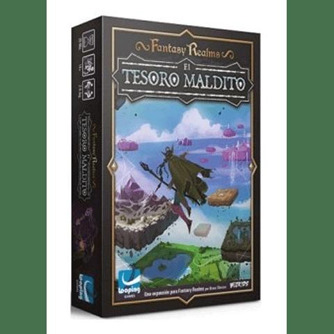 Preventa - Fantasy Realms - Expansión El Tesoro Maldito - Español