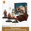 Preventa - Harry Potter Miniatures Adventure Game - Delegación del Instituto Durmstrang - Español