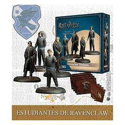 Preventa - Harry Potter Miniatures Adventure Game - ESTUDIANTES RAVENCLAW - Español