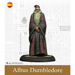 Preventa - Harry Potter Miniatures Adventure Game - Dumbledore & Flitwick - Español