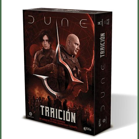 Preventa - Dune: Traición - Español
