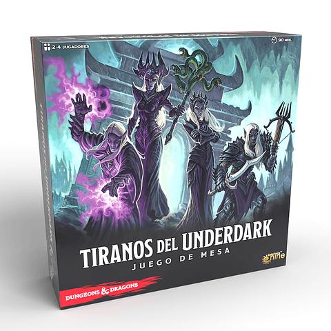 Preventa - Tiranos del Underdark - Español