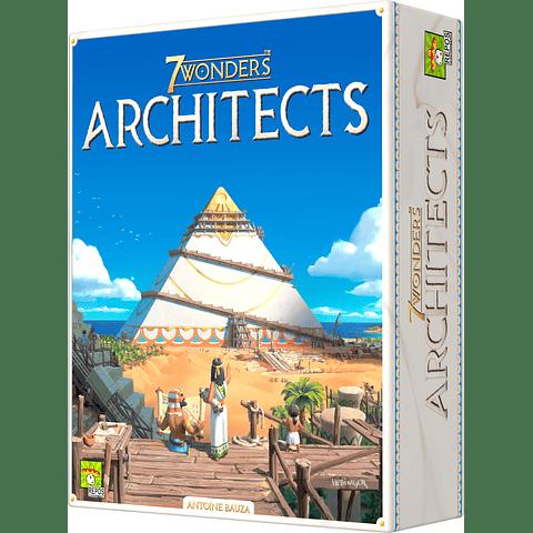 Preventa - 7 Wonders Architects - Español