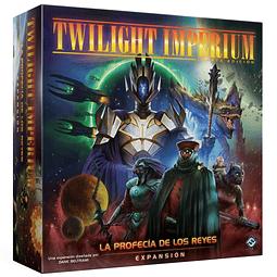 Twilight Imperium: La Profecía de los Reyes - Español