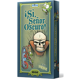 ¡Sí, Señor Oscuro! Caja Verde - Español
