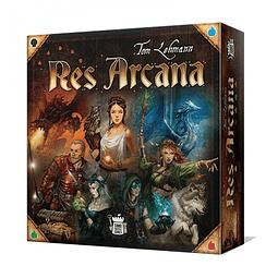 Res Arcana - Español