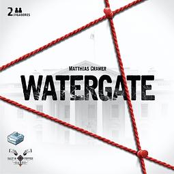 Preventa - Watergate Segunda Edición + Promo Cambia la Historia - Español