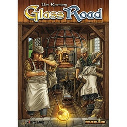 Preventa - Glass Road - Español