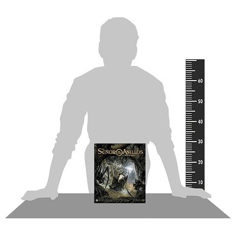 Preventa - El Señor de los Anillos Caja Básica Ed. Revisada - Español