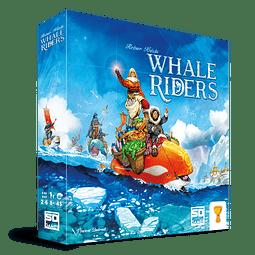 Preventa - Whale Riders - Español