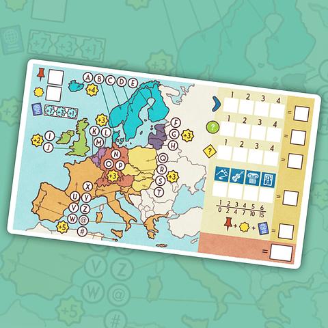 Preventa - Boomerang Europa - Español