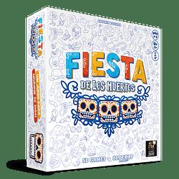 Preventa - Fiesta de los muertos - Español