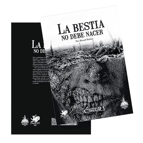 Preventa - La bestia no debe nacer - Español