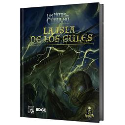 Preventa - La isla de los gules - Español