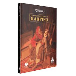 Preventa - El siniestro pueblo de Karpino - Español
