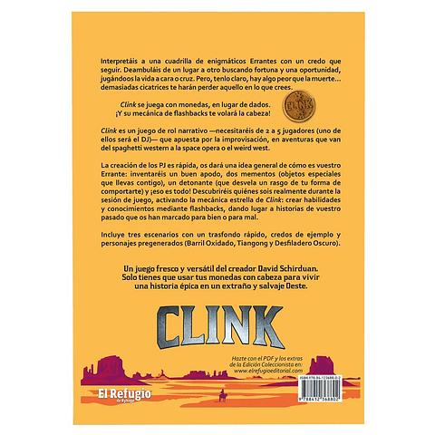 Preventa - Clink - Español