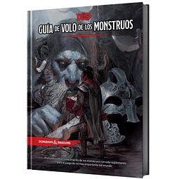 Preventa - Guía de Volo de los Monstruos - Español