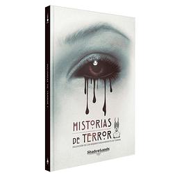 Preventa - Historias de terror Tomo I - Español