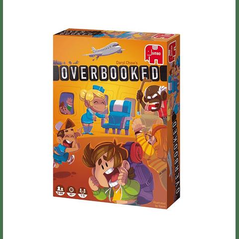 Preventa - Overbooked - Español