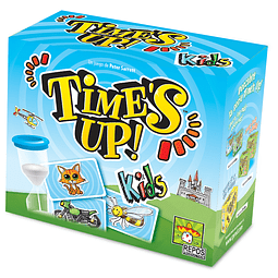 Preventa - Time's Up Kids - Español