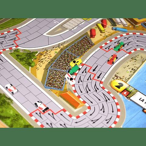 Formula D - Juego de Mesa - Español