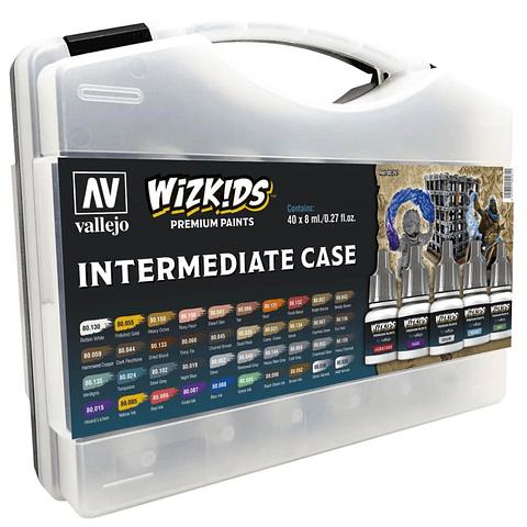 Wizkids Premium - Intermediate Case - Pintura