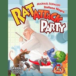 Rat Attack Party - Español