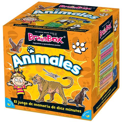 BrainBox Animales - Español