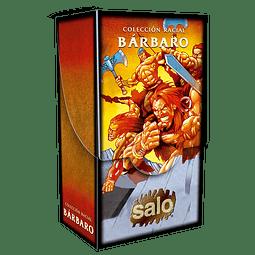 Kit Racial Bárbaro - Primera Era