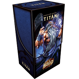 Colección Racial Salo - Titán