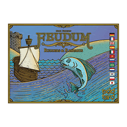 Feudum: Rudders & Ramparts Kickstarter Edition - Español