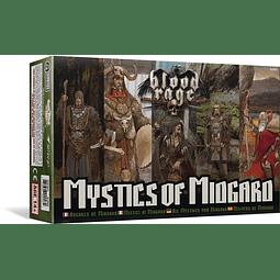Blood Rage - Expansión Misticos de Midgard - Español