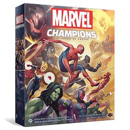 Marvel Champions - Juego de Mesa - Español