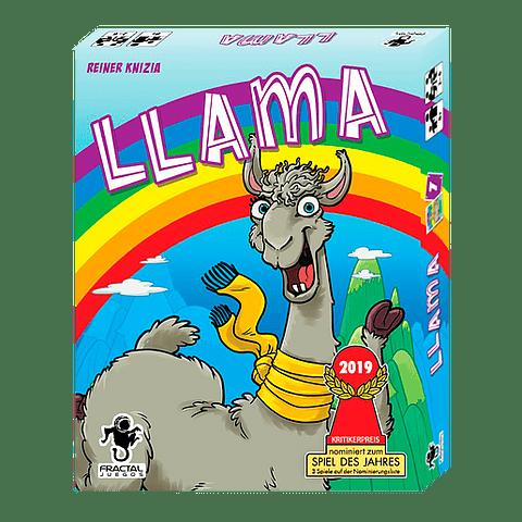 Llama - Juego de Mesa